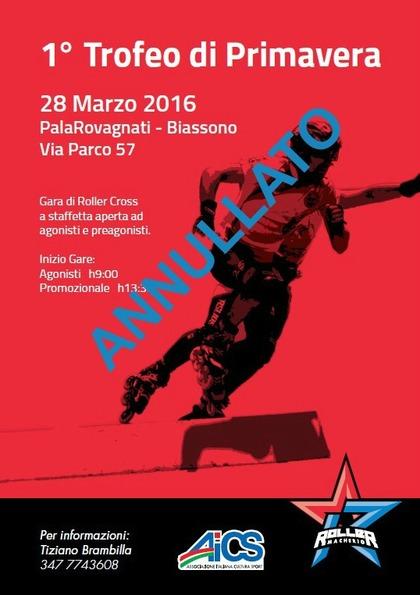 AICS - Trofeo di Primavera