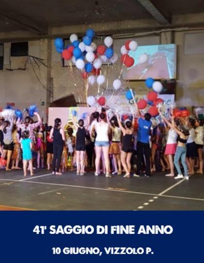 SAGGIO DI FINE ANNO