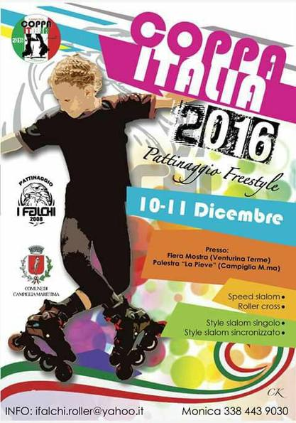 FIHP - Coppa Italia Freestyle