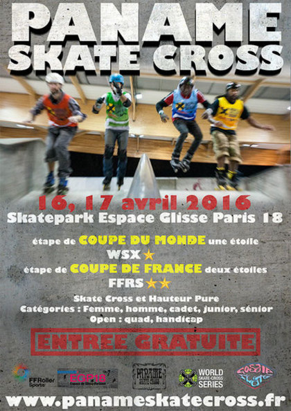 WSX - Paname Skate Cross