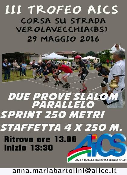 AICS - Trofeo Verolavecchia