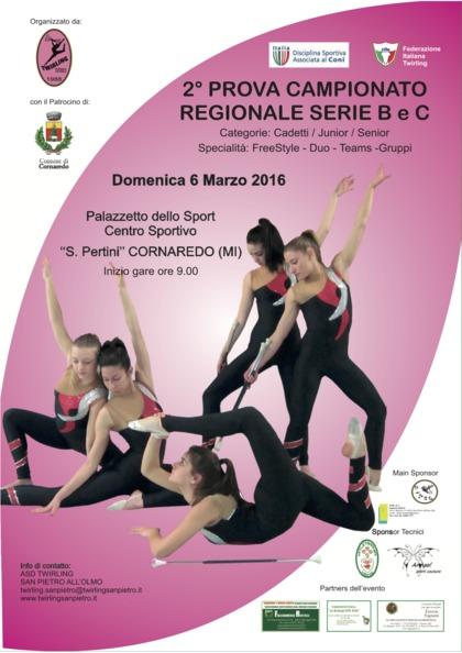 2 PROVA CAMPIONATO REGIONALE Serie B e C