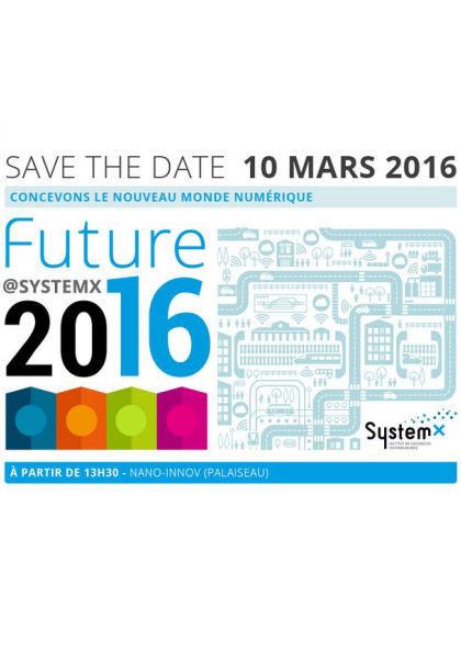 Future@SystemX 2016