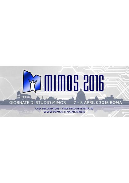 Giornate di Studio Mimos