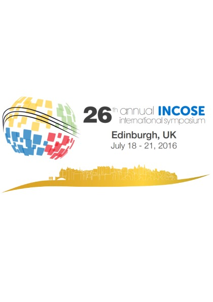 INCOSE International Symposium…