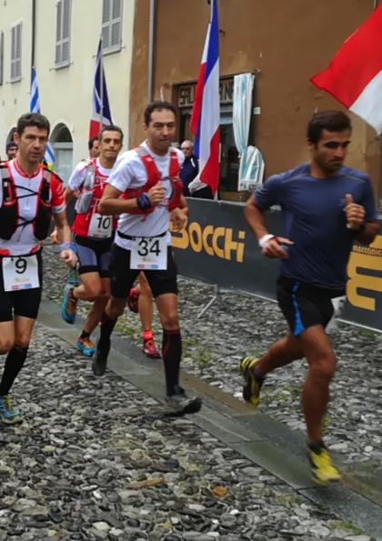 Trail delle Pietre Half Marathon