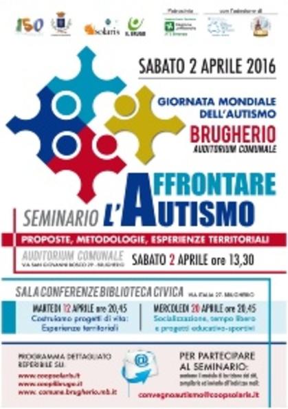 Seminario Affrontare l'Autismo
