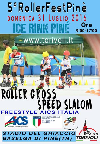 AICS - RollerFestPinè
