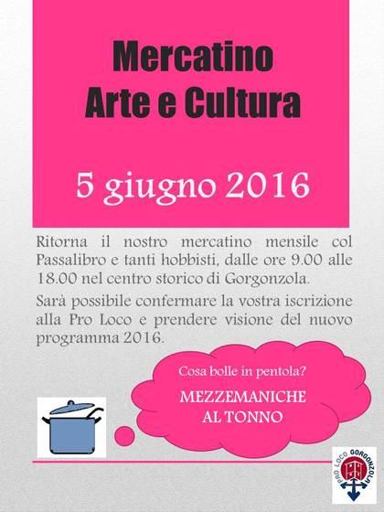 Mercatino Arte e Cultura
