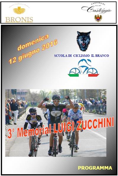 3° Memorial Luigi Zucchini