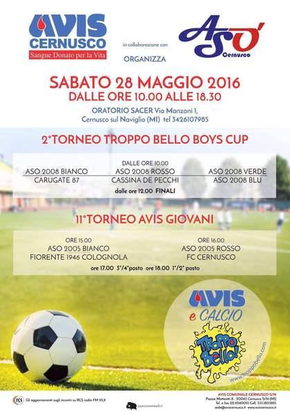 Torneo Avis & ASO