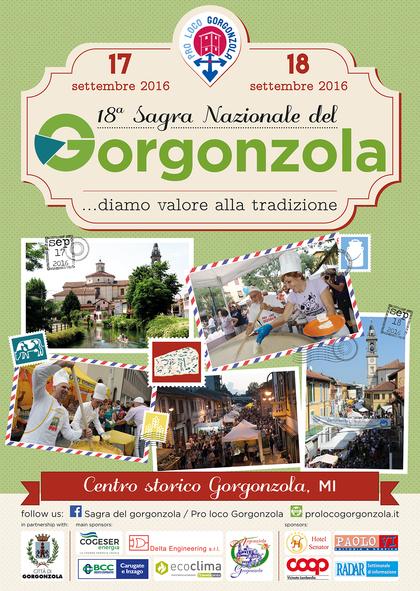 18^ Sagra Nazionale del gorgonzola
