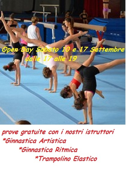 Open Day Palaginnastica