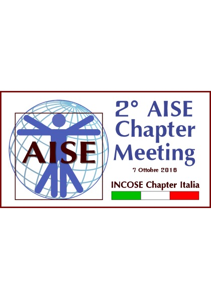 2° AISE Chapter Meeting
