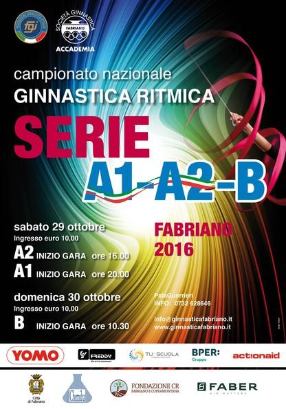 Campionato Serie A1 A2 e B 2° Prova