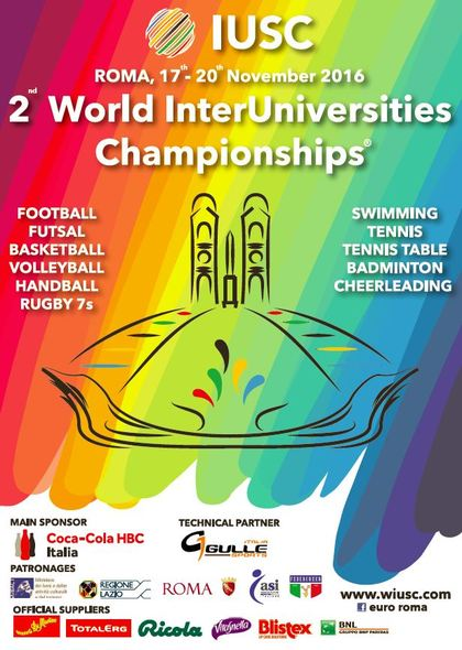2° World InterUniversities Championships