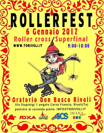 AICS - Roller Fest
