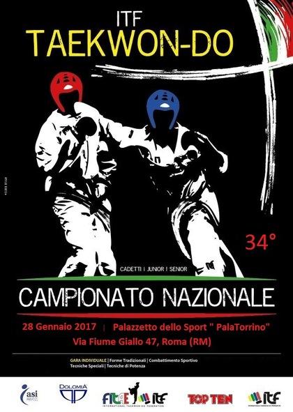 Campionato italiano Taekwon-Do