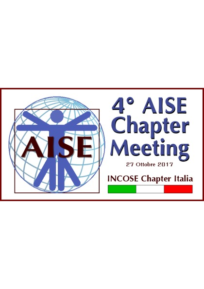 4° AISE Chapter Meeting