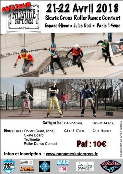 Paname Skate Cross