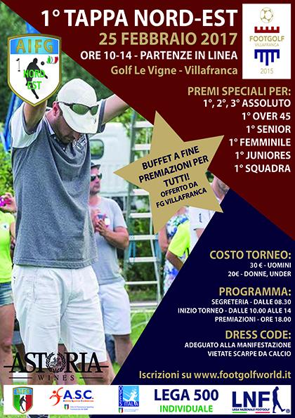 1° Tappa Interregionale AIFG NORD-EST - Lega 500