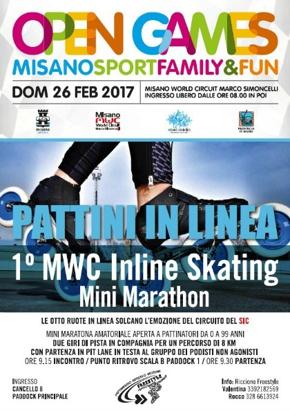 Misano World Circuit Inline Skating