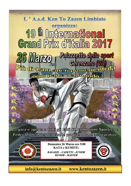 19° International Grand Prix d'Italia