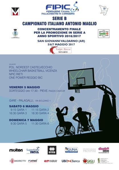 Concentramento Finale Serie B