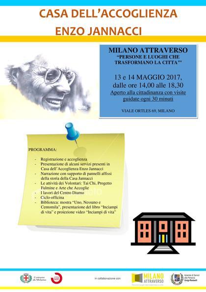 Milano Attraverso...persone e luoghi che trasformano la città