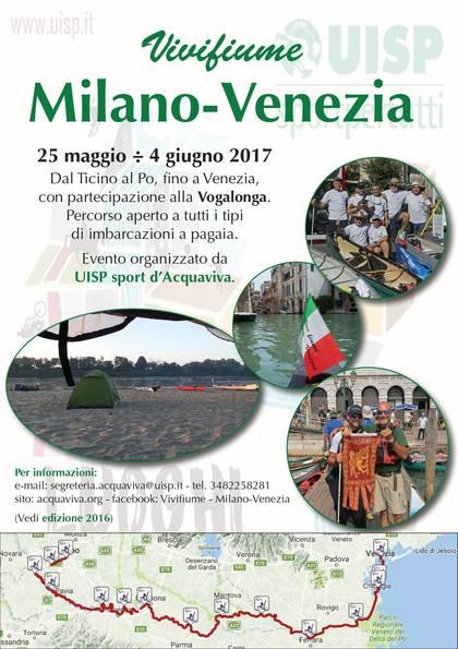 Vivifiume - Milano-Venezia