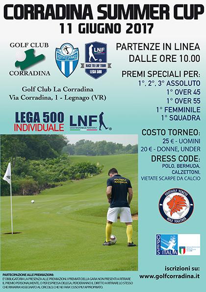 Corradina Summer Cup 2017 - Lega 500