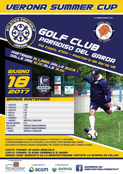 Verona Summer Cup - LEGA 250