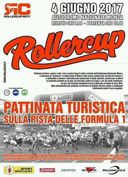 RollerCup popular race