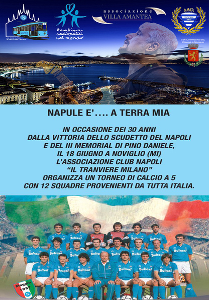 III° Memorial Pino Daniele
