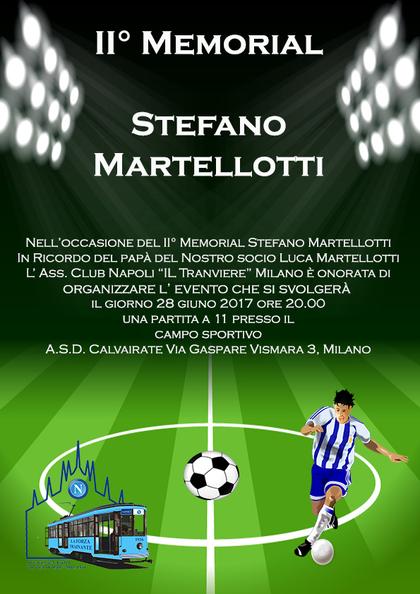 II° Memorial Stefano Martellotti