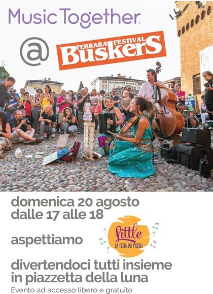 Carpemira @ Ferrara Buskers Festival