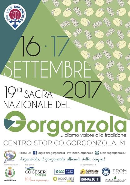 19^ Sagra Nazionale del Gorgonzola