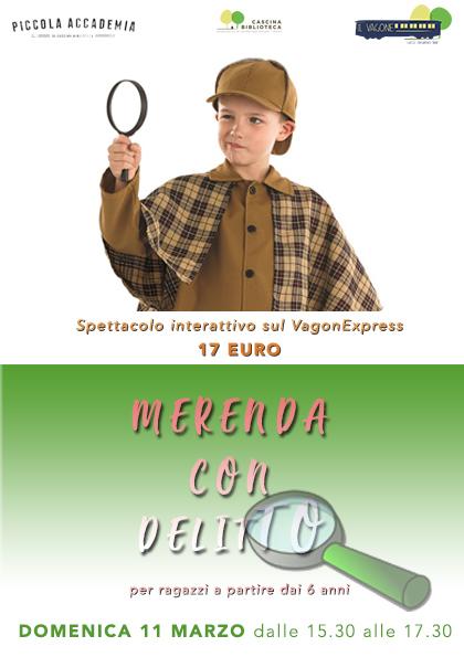MERENDA CON DELITTO sul VagonExpress