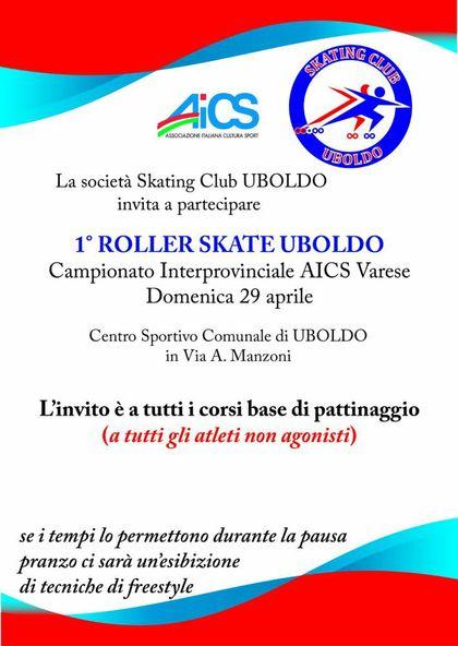 AICS - 1° Roller Skate…