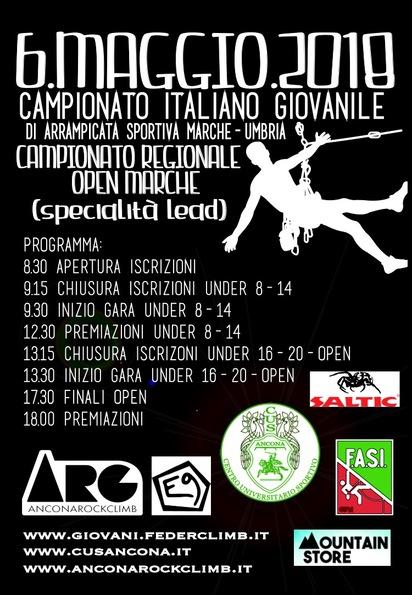 Marche 8° prova Umbria 6° prova U20 U14 LEAD