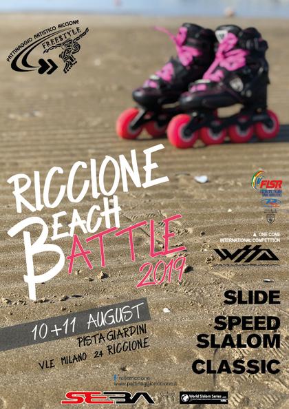 WSSA - Riccione Beach Battle