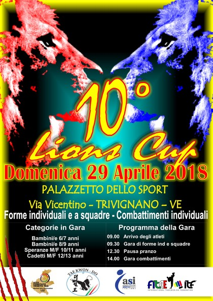 10° Lions Cup