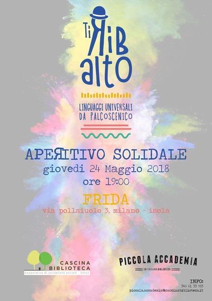 Ti Ribalto - Aperitivo Solidale