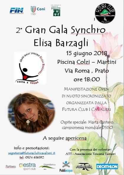 GRAN GALA' SYNCRO ELISA BARZAGLI