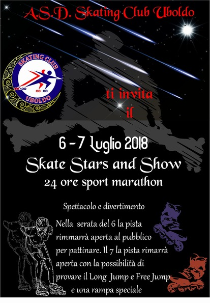 Skate Stars and Show