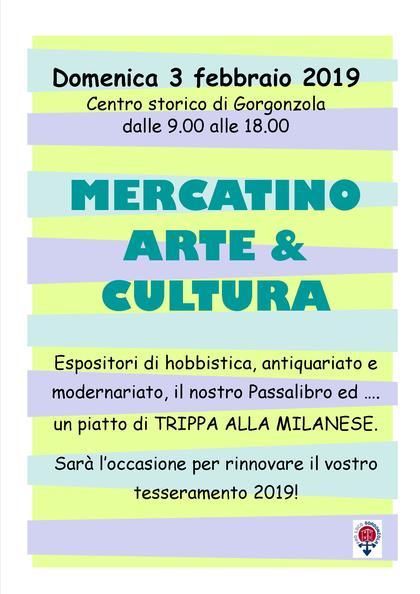 Mercatino Arte & cultura