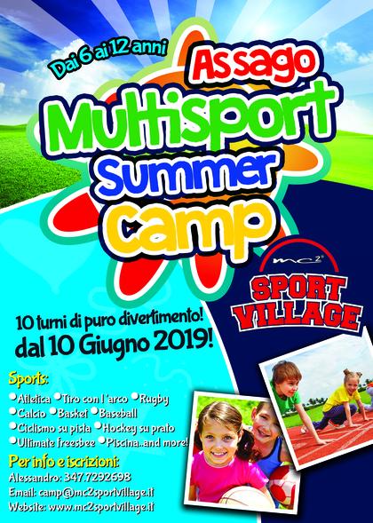 Multisport Summer Camp 2019