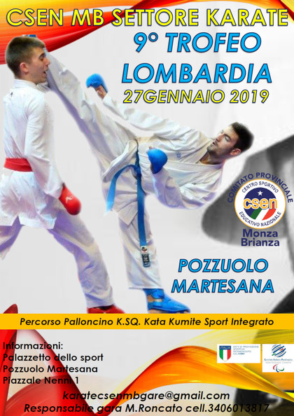 1° tappa Lombardia CSEN