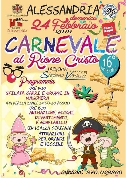 Carnevale  Alessandrino