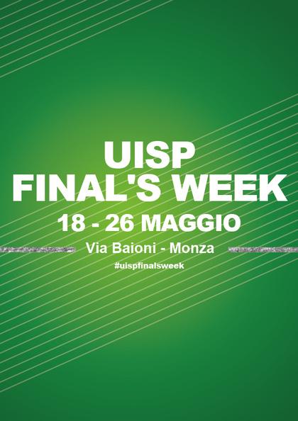 UISP FINAL'S WEEK